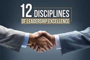 12 nguyên tắc lãnh đạo vàng cho cấp quản lý thời nay