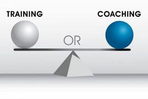 Coaching và Training: Sự khác nhau giữa huấn luyện và đào tạo