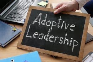Lãnh đạo thích ứng: Bí quyết phát triển doanh nghiệp thời khủng hoảng